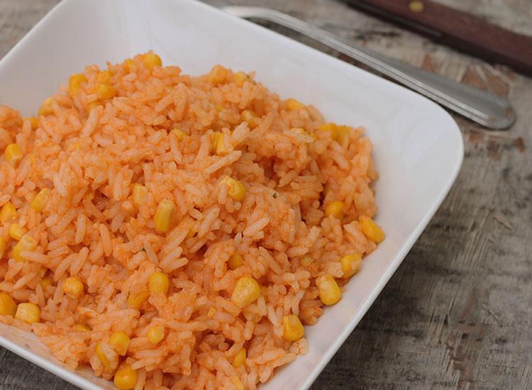 אורז מטוגן במחבת
