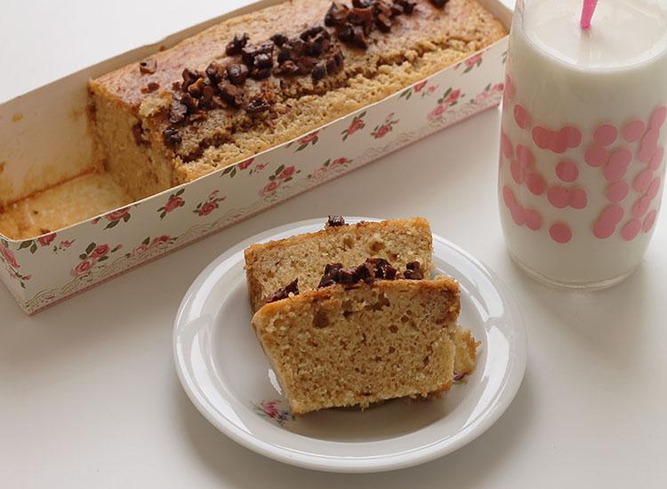 עוגת קפה ואגוזי פקאן סיני