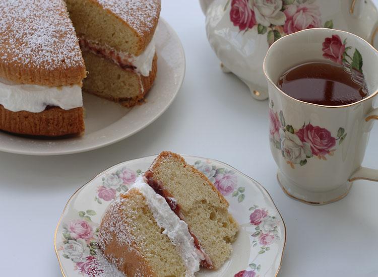 עוגת ויקטוריה