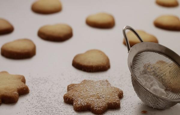 עוגיות חמאה קרמל לילדים
