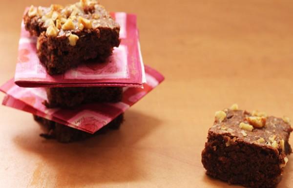 בראוניז שוקולד פרווה כשר לפסח