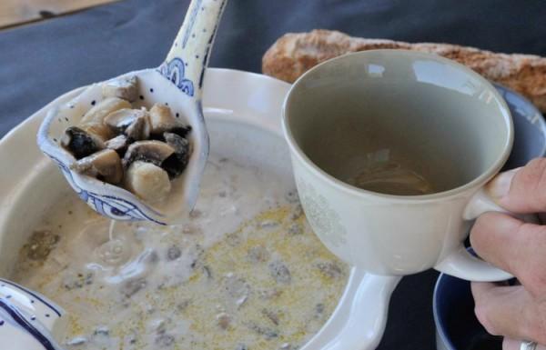 מרק ארטישוק ירושלמי מוקרם