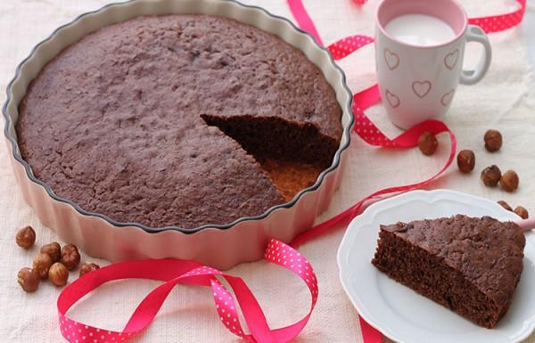 עוגת נוטלה מ-3 מצרכים