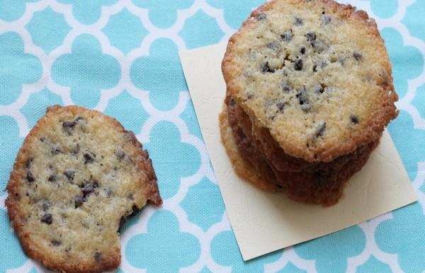 עוגיות שוקולד צ'יפס קראנציות ומושלמות