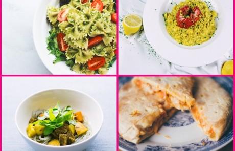 מה אוכלים היום? סדנת ארוחות ערב צמחוניות מהירות