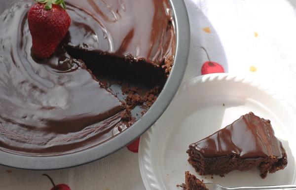 עוגת שוקולד חומוס מדהימה!