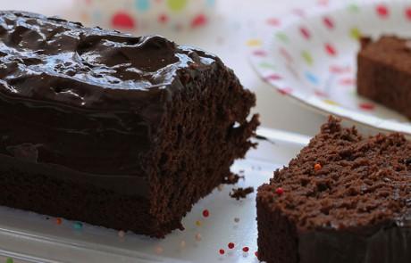 עוגת שוקולד ליומולדת