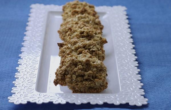 עוגיות שיבולת שועל קראנצ'יות