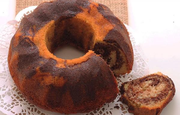 עוגת שיש פרווה וקלה להכנה