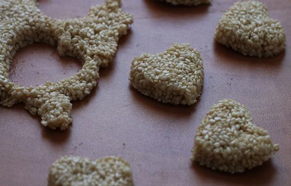 שומשומיות- עוגיות שומשום