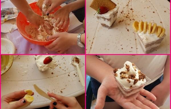 קייטנת בישול ואפייה לילדים בחופשת הקיץ